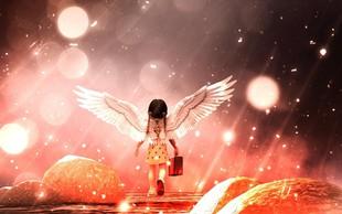 Navdih angelov: Razplet dogodkov nas utegne presenetiti