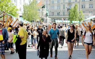 Vsak osmi prebivalec Slovenije je priseljenec, število priseljencev narašča