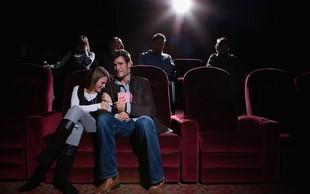 Silvestrovo bo tudi letos mogoče praznovati v teatru ali kinu
