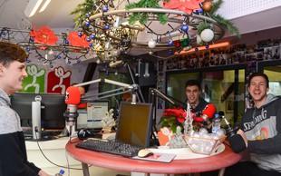 Praznični veseli december na radiu Hit z gosti se je začel!
