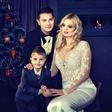 Družina Damjana Murka se je slikala v stilu velikih hollywoodskih zvezd!