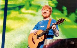 Ed Sheeran je svoji ženi poklonil nenavadno in drago darilo!