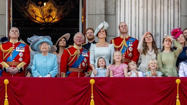 """Razkriti vzdevki članov kraljeve družine, namenjeni """"interni"""" uporabi! (foto: Profimedia)"""