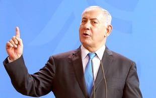 Netanjahu: Nemčija bo dodatno plačevala preživelim holokavsta