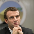 Macron obsodil napad na policijo ter pozval k miru