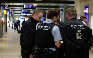 V Frankfurtu aretirali domnevne načrtovalce terorističnega napada