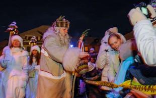 Dedek Mraz v Sloveniji letos praznuje 70 let