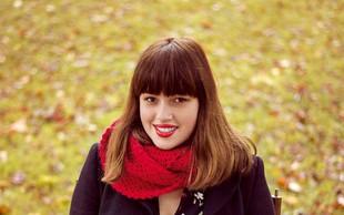 Nika Kovač predstavila svojo prvo knjigo, namenjeno ženskam