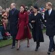 Telesna govorica vojvodinj Kate in Meghan - predstava za javnost?