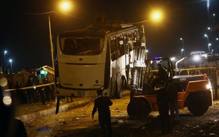 Egipt: Policija po napadu na turiste ubila 40 teroristov