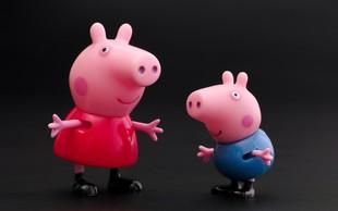 Na Kitajskem bodo leto prašiča obeležili s filmom o Pujsi Pepi!