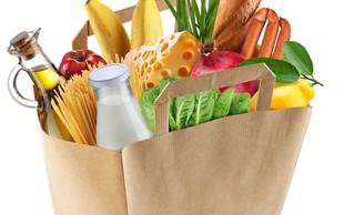 V trgovinah nič več brezplačnih plastičnih vrečk