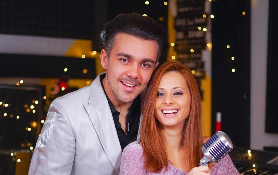 Marjetka in Aleš Vovk (Raay) nikoli nista sprta več kot eno uro! (foto: NEO VISUALS)