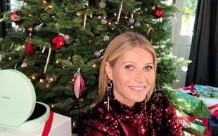 Gwyneth Paltrow pripravila Božičkovo nogavico za bivšega