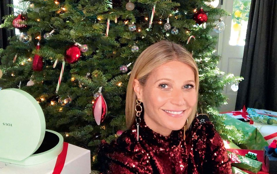 Gwyneth Paltrow pripravila Božičkovo nogavico za bivšega (foto: Profimedia)