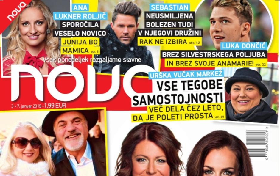 Lili Žagar in Katja Tratnik: Z novim letom izgubili oddajo, nič več voditeljici! (foto: Nova)