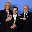 Bohemian Rapsody in Green Book dobila zlati globus za najboljša filma