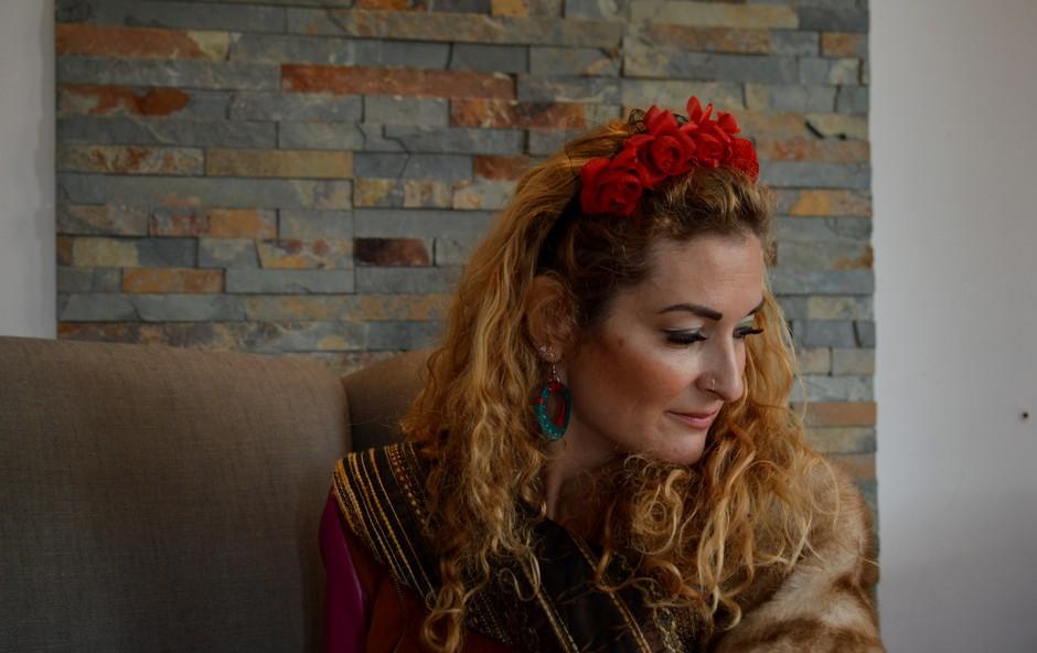 Duše pokojnih: Anna Paynich (Kmetija) o svoji izkušnji z onostranstvom (foto: Aleš Rod)