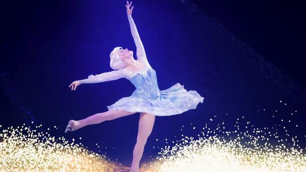 Disney na ledu predstavlja Dotakni se zvezd (foto: Disney on Ice)