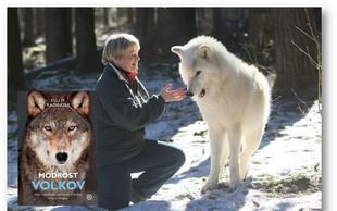 Avtorica knjige Modrost volkov prihaja tudi v Slovenijo