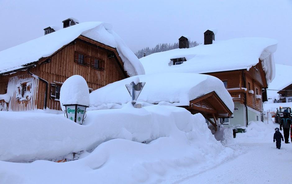 V Avstriji in Nemčiji v pričakovanju nove pošiljke snega, iz Srbije poročila o hudem mrazu! (foto: profimedia)
