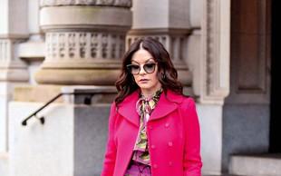 """Catherine Zeta Jones (Fotogalerija): """"Malo barve, prosim"""""""