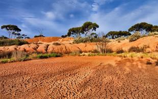 Vročinski val v Avstraliji z novimi temperaturnimi rekordi