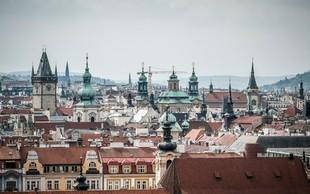 50 let po smrti Jana Palacha se je v Pragi zažgal moški