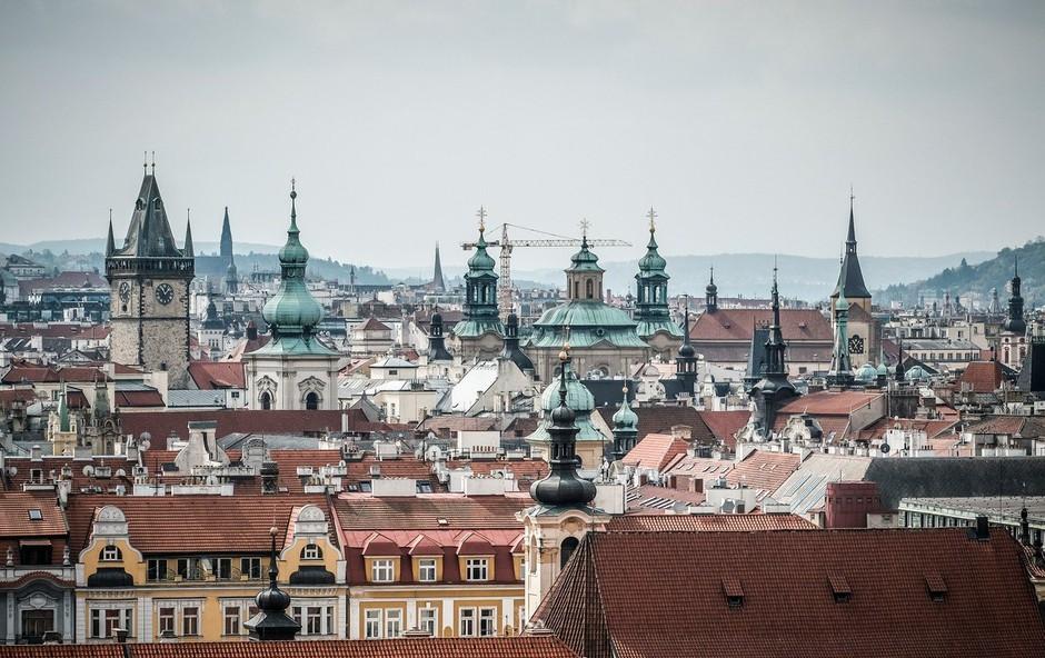 Čehi na najmnožičnejših protestih po padcu komunizma zahtevali odstop Babiša (foto: Profimedia)