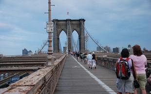 New York: V mestu, ki nikoli ne spi, so lani našteli rekorden obisk turistov