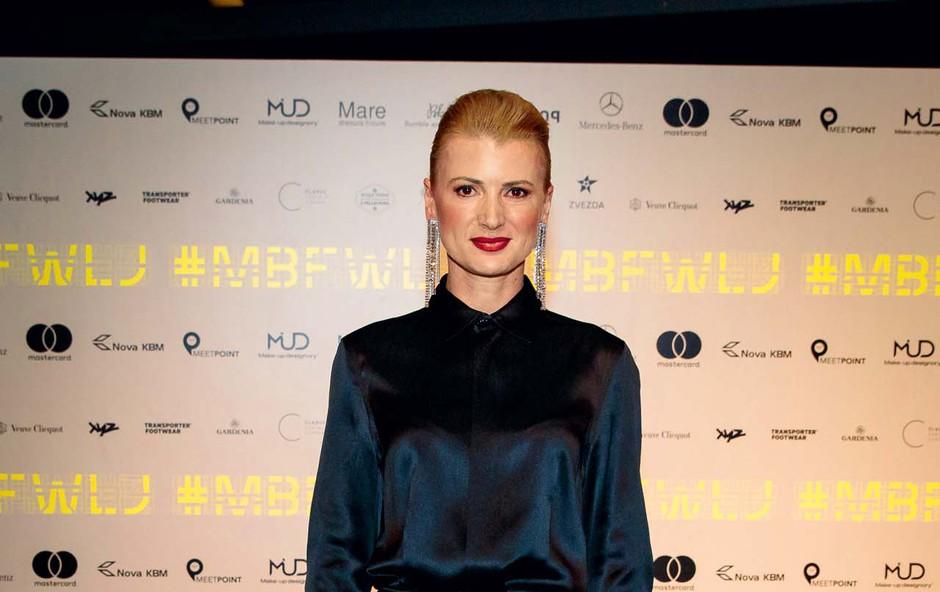 Da melodija Mercedes Benz-Fashion Week zveni tudi v Ljubljani, se lahko zahvalimo Metki Kejžar (foto: Sandi Fiser)