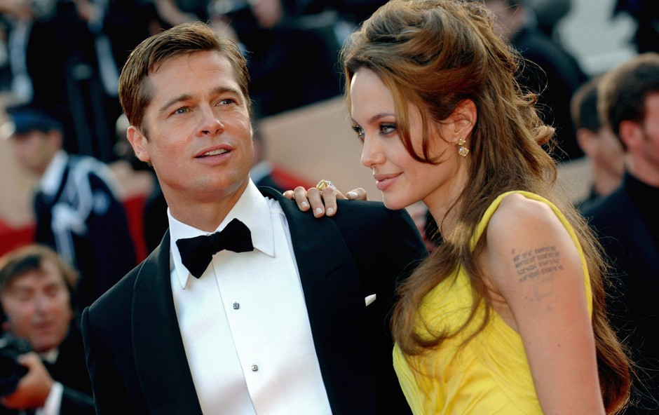 Brad Pitt uspel pozabiti na Angelino Jolie. Njegovo srce je ogrela Charlize Theron! (foto: Profimedia)