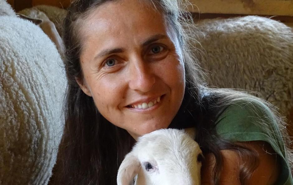 Nastja Židanik o sožitju človeka in živali (foto: OA)