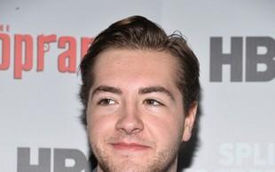 Sin Jamesa Gandolfinija gre po očetovih stopinjah: Igral bo mladega Tonyja Soprana!