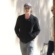 Nerazpoloženi Brad Pitt se je prvič po govoricah o novi ljubezni pojavil v javnosti
