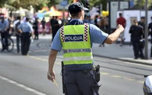 Zagrebška policija pridržala sedem ljudi zaradi incidenta v bolnišnici