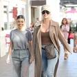Khloe Kardashian po porodu pokazala neverjetno vitko linijo