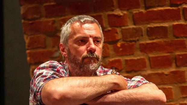 Tomi Janežič (režiser) o predstavi, ki traja 10 ur (foto: ZIGA KORITNIK)