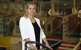 """Jasna Žaler Culiberg: """"Poslanstvo Minicityja je ustvarjanje poučnih in zabavnih aktivnosti za otroke do 12. leta"""""""