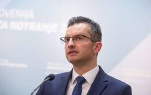 Premier Marjan Šarec sprejel odstop ministra Prešička