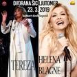 Koncert dveh legend ob materinskem dnevu: Helena Blagne & Tereza Kesovija