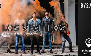 100krat Los Ventilos in Raiven