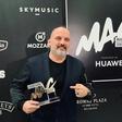 Tony Cetinski proglašen za izvajalca leta na Music Awards Ceremony!