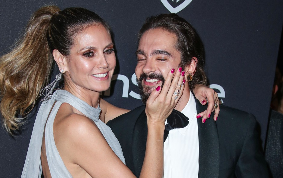 Heidi Klum ima poseben zaročni prstan (foto: Profimedia)