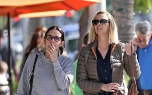 Igralki Lisa Kudrow in Courteney Cox prijateljujeta že dolgih 25 let