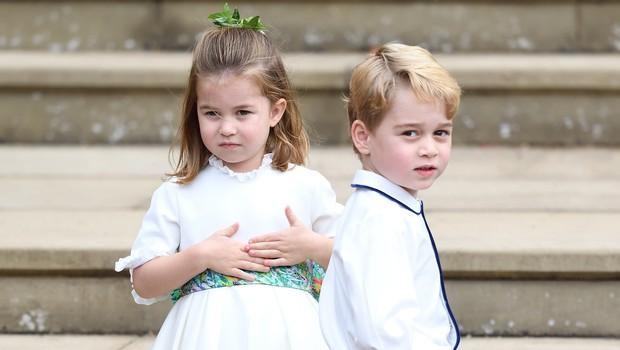 Princesa Charlotte bo hodila v isto šolo kot njen brat (foto: Profimedia)