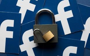 Mrku Facebooka sledi preiskava