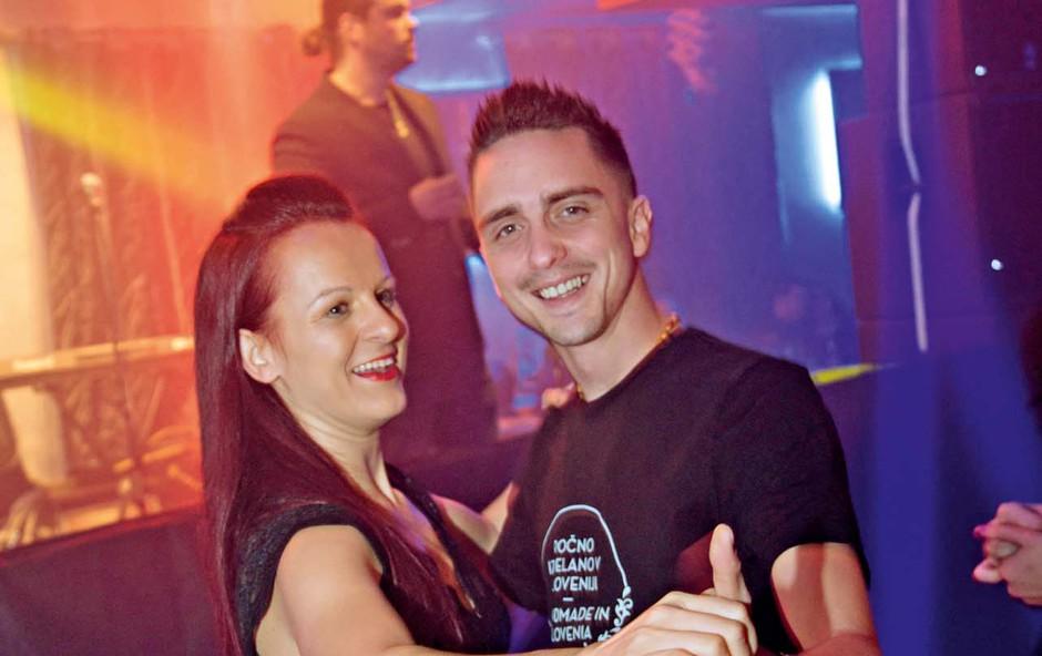 Barbara Pirh in Matej Virag (Bar) sta vroča kombinacija! (foto: Anja Anžič, Aleš Anžič)