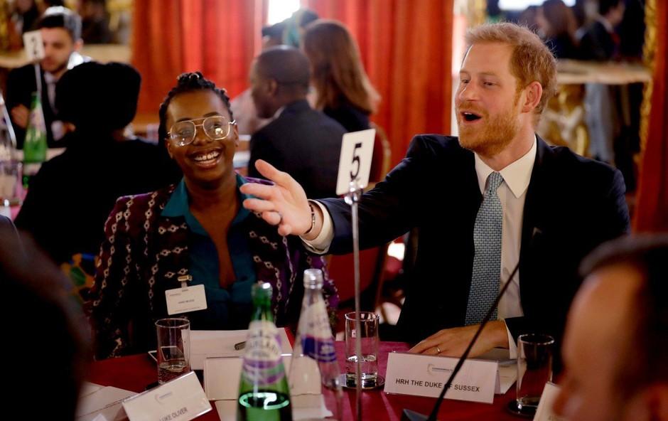 Princ Harry čustveno spregovoril o očetovstvu, ki ga kmalu čaka (foto: Profimedia)