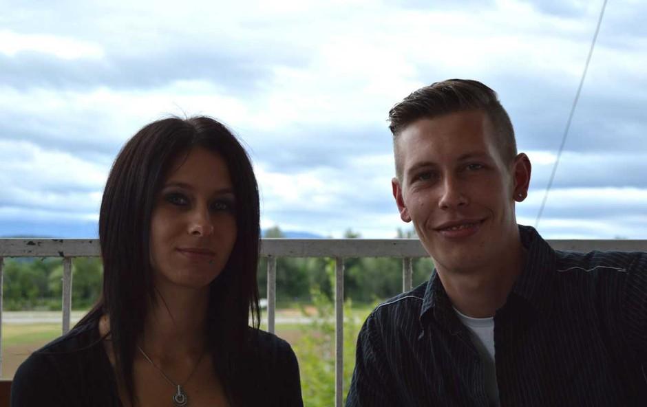 Tamara Korošec in Renato Lužar (Ljubezen po domače): »Novi član družine naju je še bolj povezal!« (foto: Aleš Rod)